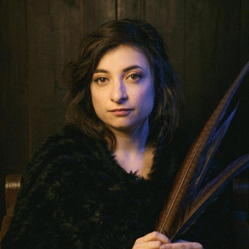 Poésie en occitan : Aurélia Lassaque à l'UNIL