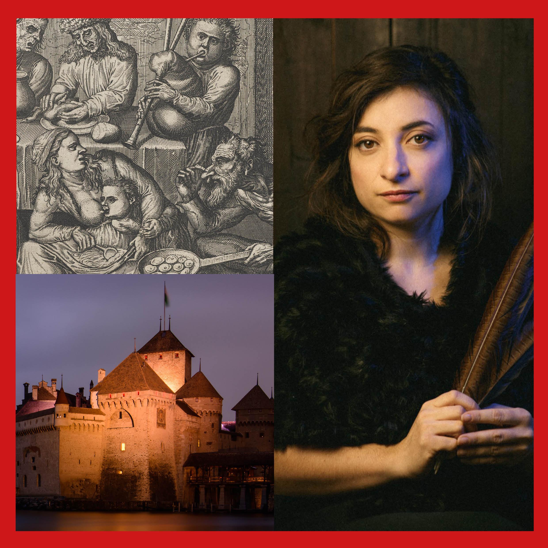 Au château de Chillon : poésie médiévale et contemporaine dans un cadre exceptionnel