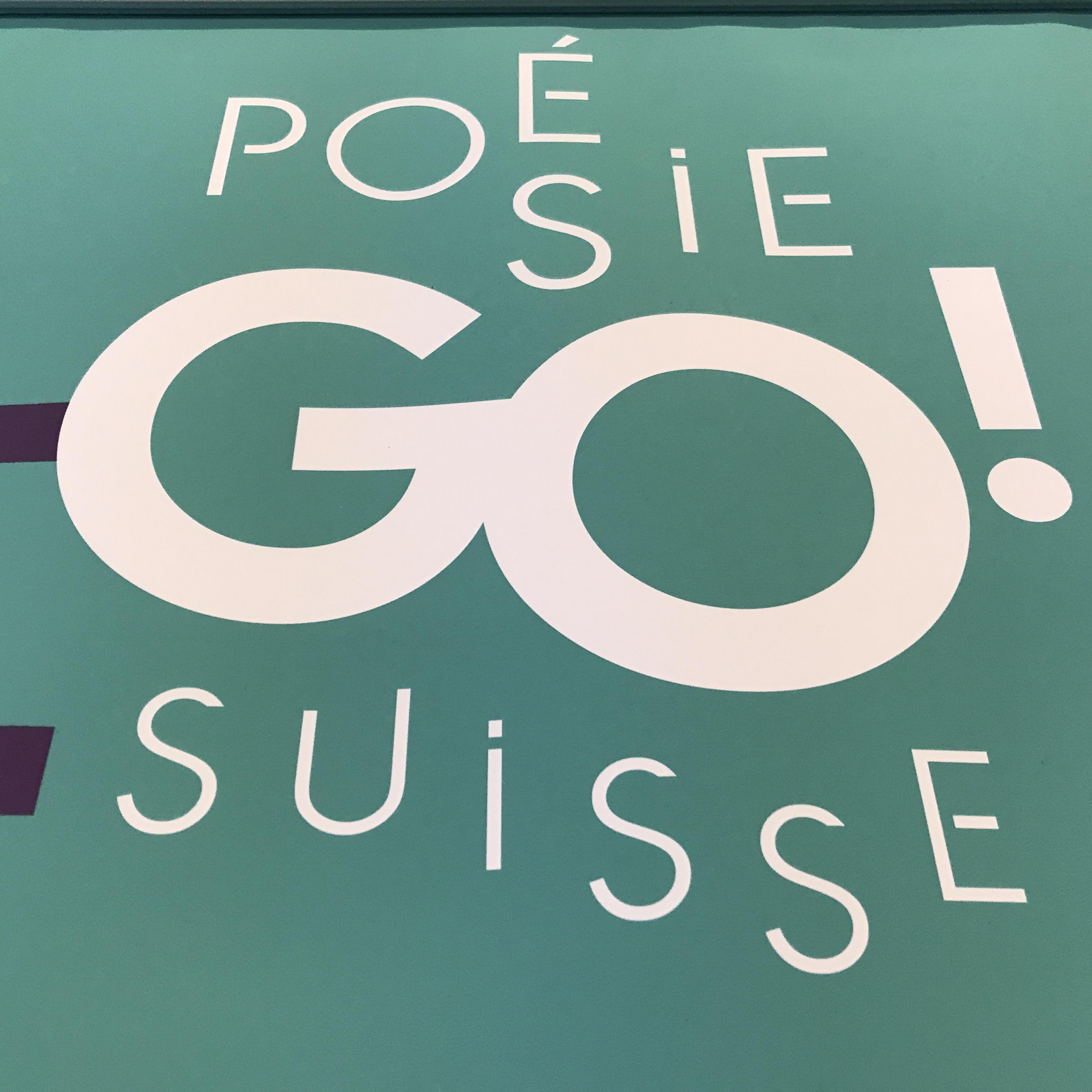 PoésieGo ! Projet inédit de balados avec six poètes québécois et six poètes suisses