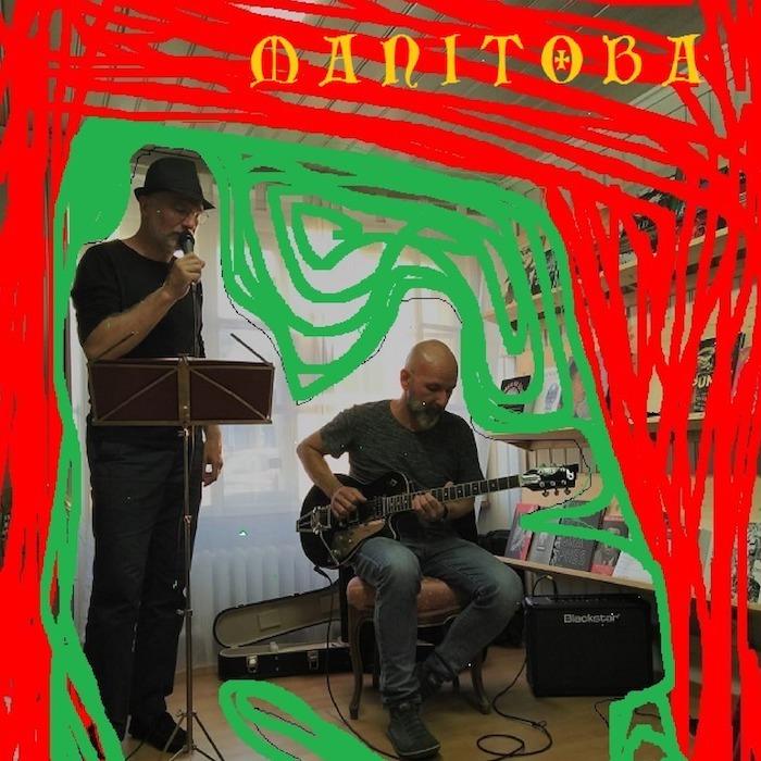 Duo Manitoba, l'association d'un poète et d'un guitariste