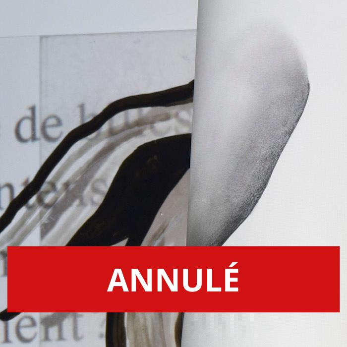 ANNULÉ – Vernissage de l'exposition «Présences» et lecture des poèmes d'Anaïs Carron – ouverture des Cellules poétiques