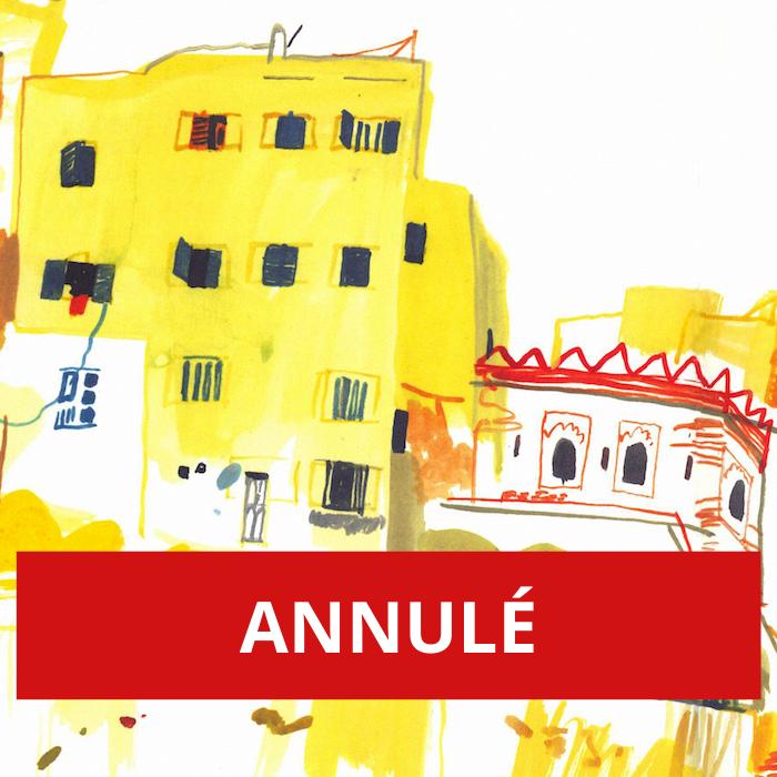 ANNULÉ – Promenade poétique à Lausanne dès 8 ans – «Une présence douce au monde»