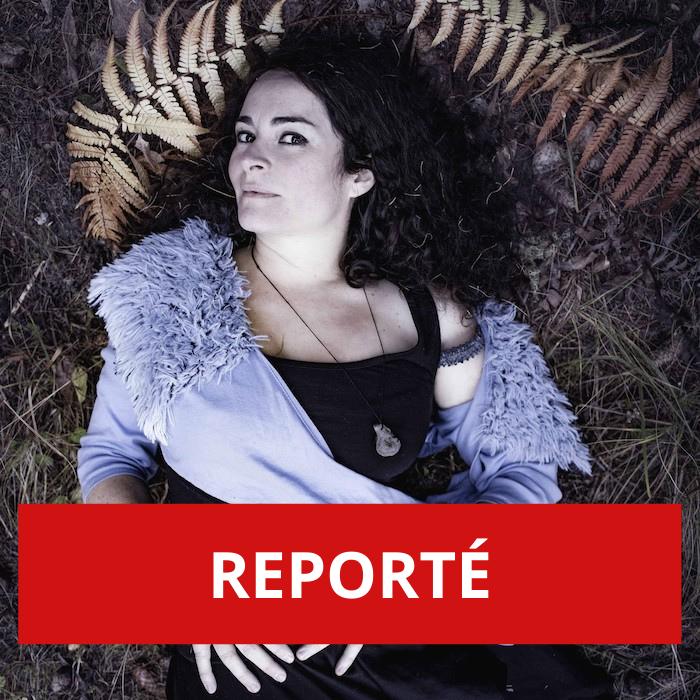 REPORTÉ – «Un goût de rocher» : Aurélie Emery chante Corinna Bille
