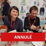 ANNULÉ - Rencontre avec les artistes pour la jeunesse Ramona Bădescu et Benoît Guillaume
