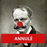 ANNULÉ - Vive la poésie comique !