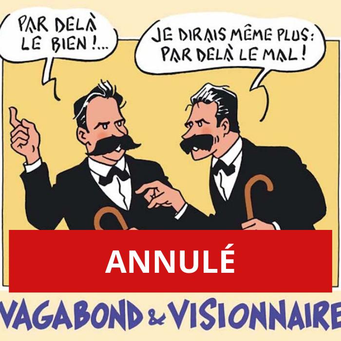 ANNULÉ – «Vagabond et Visionnaire»: la poésie de Friedrich Nietzsche en musique