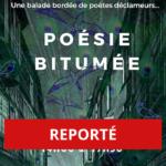 """REPORTÉ - Poésie Bitumée : balade """"slam"""" à travers Genève"""